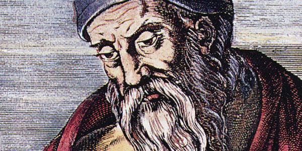 Eukleides oli yksi ensimmäisistä matemaatikoista
