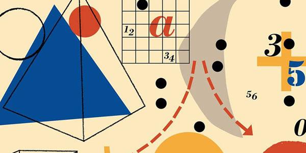 Graafista matematiikka voi olla vaikea oppia ilman opetusta