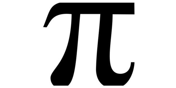 Pi on 3.1415926535